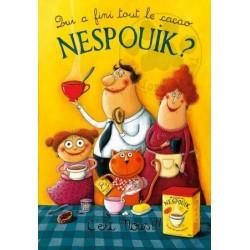 Carte Postale 10x15 «Nespouik?»