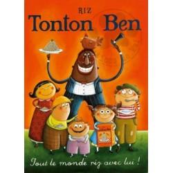 Carte Postale 10x15 «Tonton Ben»