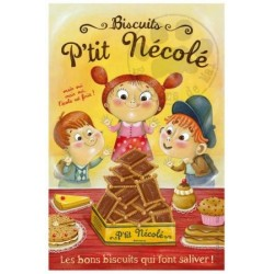 Carte Postale 10x15 «P''tit Nécolé»