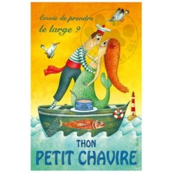 Carte Postale 10x15 «Petit Chavire»