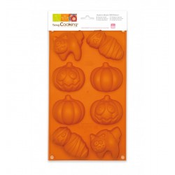 Moule silicone d'Halloween SCRAPCOOKING