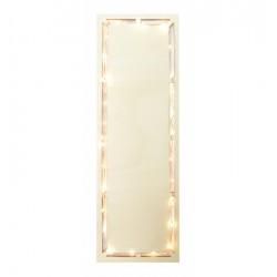 Plat à gâteau rectangle LED