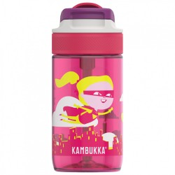 "Gourde 400ml ""Supergirl"" KAMBUKKA"