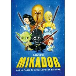 Carte Postale 10x15 «Mikador»