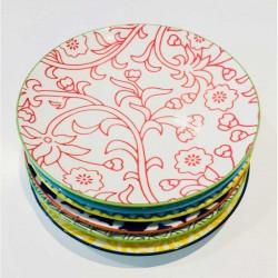 Assiette à dessert 20,4cm IKOMA (à l'unité)