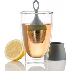 Boule à thé FLOATEA GRIS