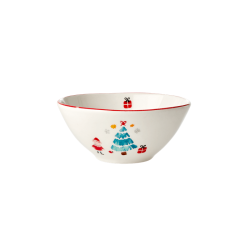 "Bol de Noël en céramique ""Sapin de Noël"""