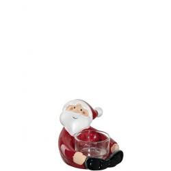Bougeoir Père Noël CLAUSE
