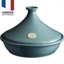 Tajine 32cm Bleu lagon + épices offerts EMILE HENRY