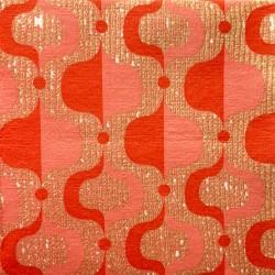 Serviettes en papier (x20) 40x40 Nirvana Orange