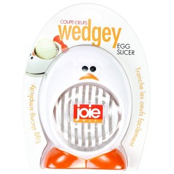 """Coupe-oeuf en tranches """"Wedgey"""""""