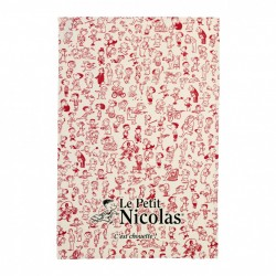 """Torchon """"Le Petit Nicolas"""" Personnages"""