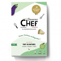 """Jeu """"Devenez Chef"""" Tout au naturel"""
