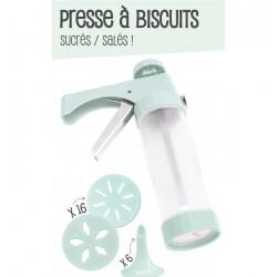 Presse à biscuits SCRAPCOOKING