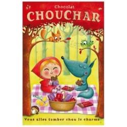 Carte Postale 10x15 «Chouchar»