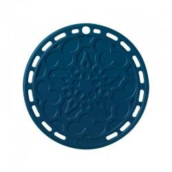 Dessous de plat en silicone DeepTeal LE CREUSET
