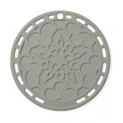 Dessous de plat en silicone MistGrey LE CREUSET