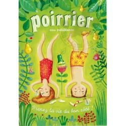 Carte Postale 10x15 «Poirrier»