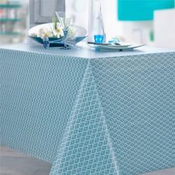 Nappe rectangle 160x250 Enduit acrylique GATSBY Pétrole