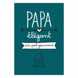 """Magnet """"Papa élégant"""""""