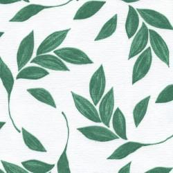 Serviettes en papier (x20) 40x40 Laurier