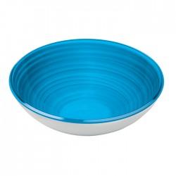 Saladier TWIST L 28cm Bleu GUZZINI