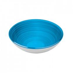 Saladier TWIST M 22cm Bleu GUZZINI