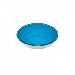 Saladier TWIST S 14cm Bleu GUZZINI