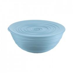 Saladier TIERRA L en plastique 25cm Bleu GUZZINI