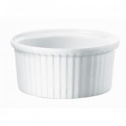 Ramequin plissé Blanc PILLIVUYT