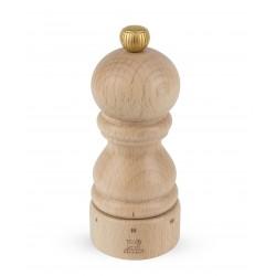 """Moulin à poivre en bois naturel 12cm """"Paris"""" PEUGEOT"""