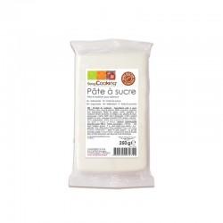 Pâte à sucre Blanc 250g