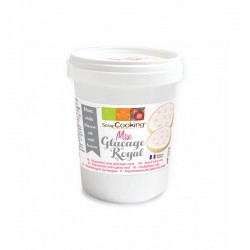 Glaçage royal Mix Blanc