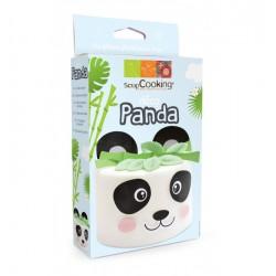 Kit de décoration en azyme PANDA