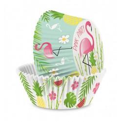 """Caissettes papier x36 """"Summer"""""""