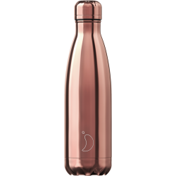 Bouteille isotherme 500ml Rose Gold CHILLY'S