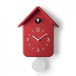 Horloge à coucou Rouge GUZZINI