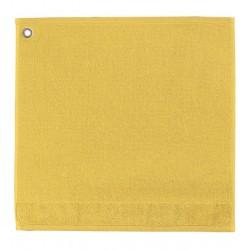 Essuie-main carré Soleil 50x50