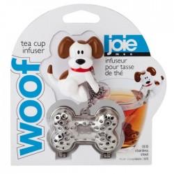 """Boule à thé Chien """"Woof"""""""