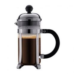 Cafetière à piston 3tasses/0,35L inox BODUM