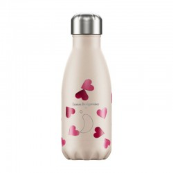 Bouteille isotherme 260ml E.B. Coeurs CHILLY'S