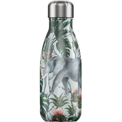 Bouteille isotherme 260ml Tropical Elephant CHILLY'S