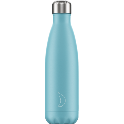 Bouteille isotherme 500ml Pastel Bleu CHILLY'S