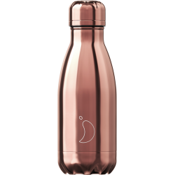 Bouteille isotherme 260ml Rose Gold CHILLY'S