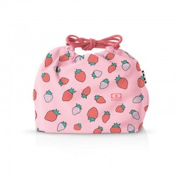 Sac Bento Strawberry MONBENTO