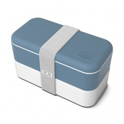Bento rectangle MONBENTO Bleu Denim