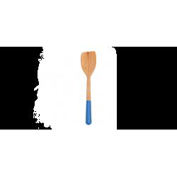 Spatule en bambou Bleu foncé