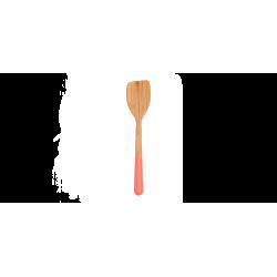 Spatule en bambou Orange