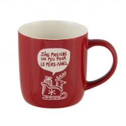 """Mug en céramique """"Père-Noël"""""""
