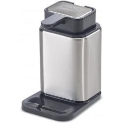 """Distributeur de savon en inox avec savon d'acier """"Surface"""""""
